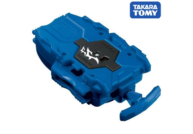 Long BeyLauncher (Blue) Takara Tomy B-137