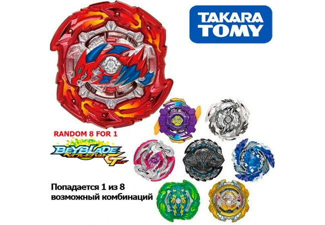Флеир Драгон Random Booster Vol 16 Flare Dragon