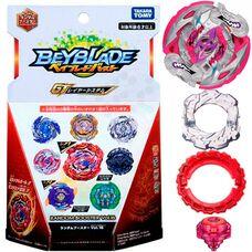 Beyblade Roktavor R4 7Bump Fusion Роктавр Креш Рагнарок Такара Томі оригінал