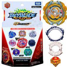 Beyblade Phoenix P4 8Meteor Accel Желтый Феникс Такара Томи оригинал