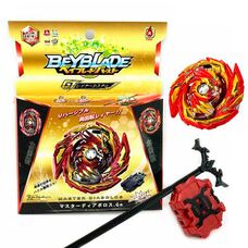 Beyblade Мастер Диаболос Д6 - бейблейд с двусторонним запуском