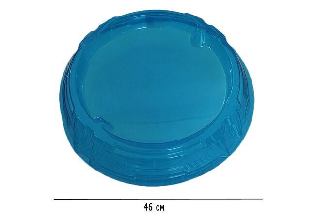 Бейблейд арена бирюза 46 см (тонкий пластик)