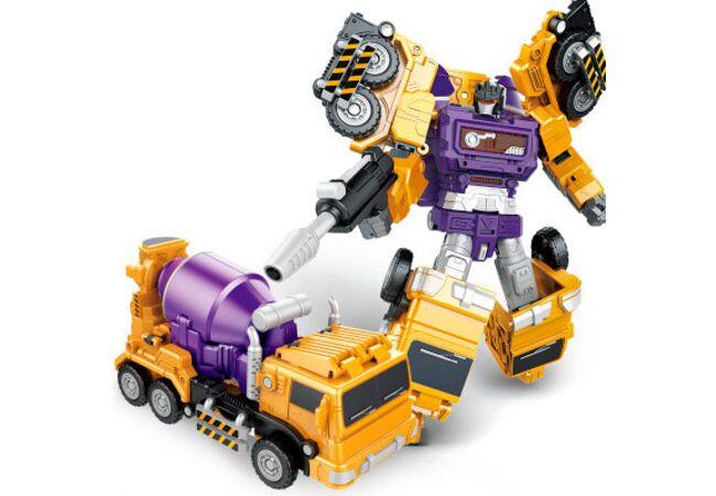 Робот трансформер Миксмастер смеситель автомобиль