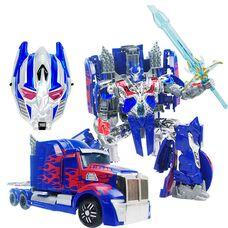 Робот трансформер Лидер Оптимус Прайм