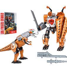 Робот трансформер Гримлок сильный динобот