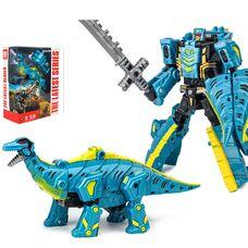 Робот трансформер Сладж бронтозавр динобот