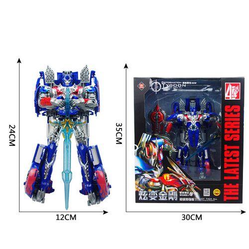 Іграшка Робот трансформер Оптимус Прайм та Спис Честі арт ...