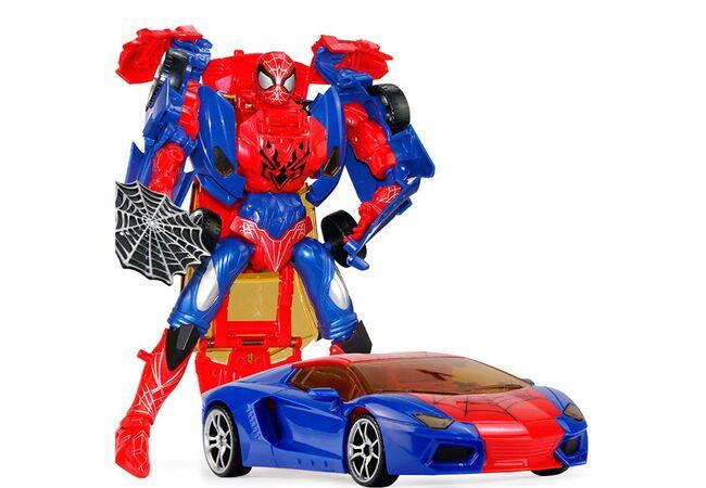 Робот трансформер Человек Паук (Спайдермен)