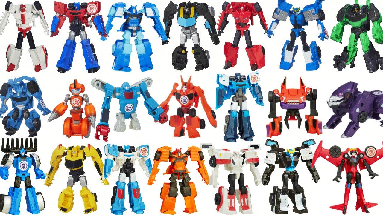 Чек-лист по выбору робота-трансформера