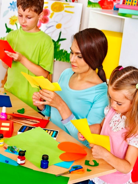 Чем заняться с детьми на карантине? Развиваем потенциалы!