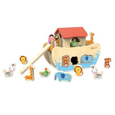 Эко-игрушки для детей: с заботой об экологии
