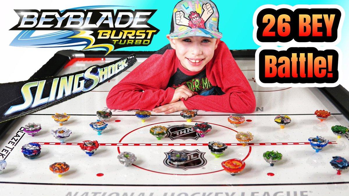 Новые бейблейд турбо от Hasbro - улучшеные бейблейды