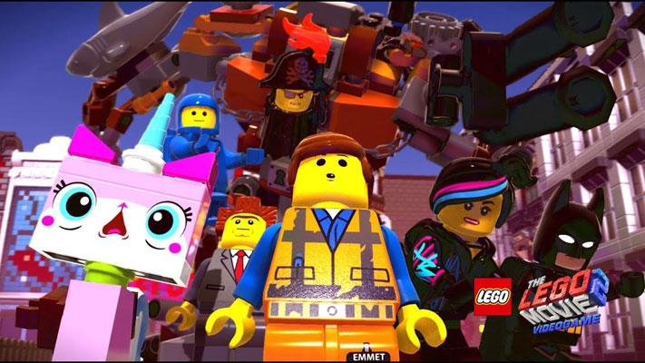 Как делают LEGO мультики