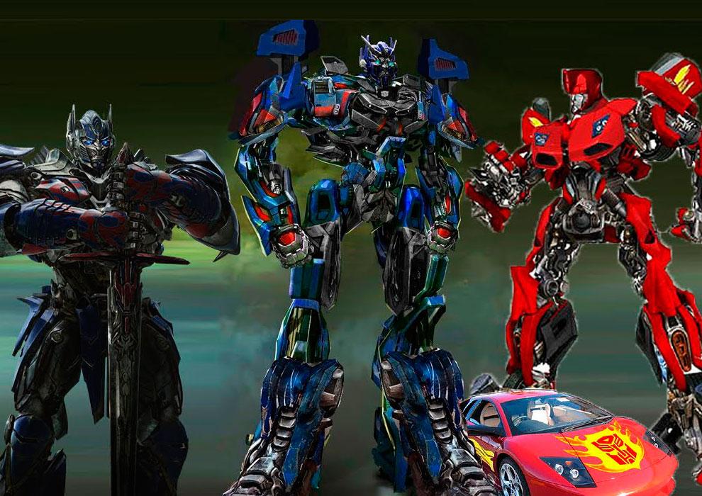 Трансформеры, больше чем роботы